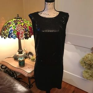 Dressy black dress